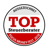 FOCUS-MONEY Steuerberater-Test: SH+C bei den Top Steuerberatern 2018 Abbildung