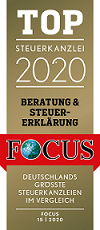 TOP Steuerkanzlei 2020