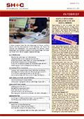 Abbildung Cover Infobrief Januar 2018 - SH+C Wirtschaftsprüfer, Steuerberater München