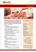 Abbildung Cover Infobrief Oktober2018 - SH+C Wirtschaftsprüfer, Steuerberater München