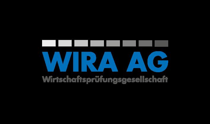 Logo WIRA AG - SH+C Wirtschaftsprüfer, Steuerberater München